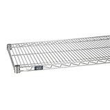 Nexel Wire Shelf, Stainless Steel, 18 W X 54 L