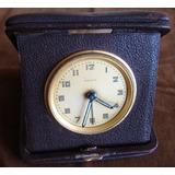 Reloj Despertador A Cuerda Muy Antiguo - Alemán