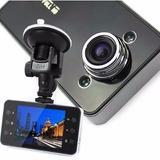 Filmadora Carro Full Hd Mini Câmera Dvr Veicular - Preto