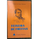 Livro Teixeira De Freitas Walter De Souza Barbeiro