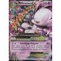 Mega Mewtwo Ex Y - Carta Pokemon Tcg Em Português + Brinde