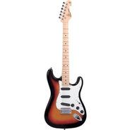 Guitarra Sx Strato American Alder 3ts