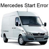 Start Error Mercedes Benz Sprinter,vito ,viano ,clase A168