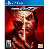 Tekken 7 - Playstation 4 - Ps4 - Nuevo Y Sellado | Vgm