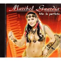 Me La Partiste - Maribel Guardia - D I M S A - 2004 - 1 Cd