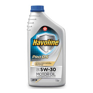 Oleo Sintetico 5w-30 Sae Havoline Texaco