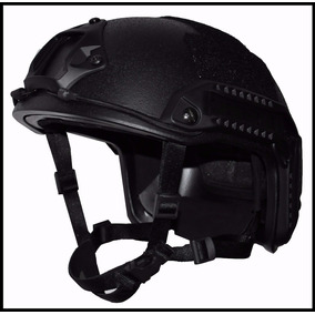 Casco Tactico Kevlar Balistco Nivel 3 Antibalas
