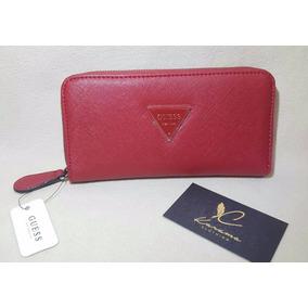 Billetera Guess Mujer Roja
