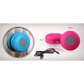 3 Parlantes Bluetooth Para Ducha