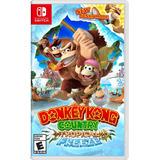 Donkey Kong Nintendo Switch Juego Nuevo