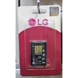 Bateria Original Lgip-430n 900mah P/lg C305 Gm360 Gs290 T300