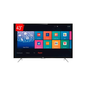 Tv Led Fhd Tcl 43 L43s4900fs Smart, Wifi, Usb, Hdmi,netflix