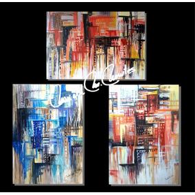 Cuadros Abstractos Por Encargo