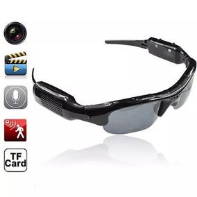 Oculos Quadrado De Sol Hd Cameras Seguranca - Segurança para Casa no ... 44710fed25
