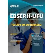 Apostila Concurso Ebserh Ufu 2020 - Técnico Em Enfermagem
