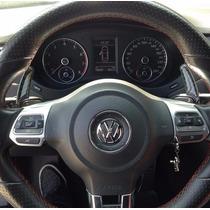 Paletas Cambio Fibra De Carbono Dsg Vw Audi Seat Vag Gli S3