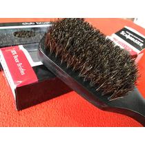 Escova Cerdas De Javali Scalpmaster Club Brush Barber