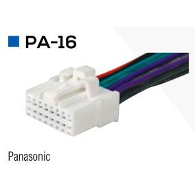 Arnes Conector Para Autoestereos Panasonic