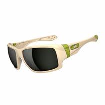 Óculos Oakley Big Taco Matte Bone / Dark Grey