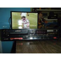 Videocasetera Betamax Sony S400 Reproduce Pero Tiene Detalle