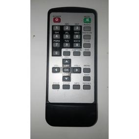 Control Remoto Universal Para Sistema De Tv Para Autoestereo