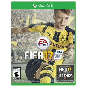 Fifa 17 Fisico Nuevo Y Sellado Xbox One
