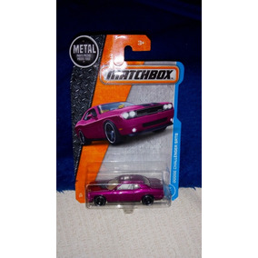 Matchbox Dodge Challenger Srt8