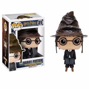 Funko Pop Harry Potter Com Chapéu Seletor