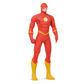 Boneco Bandeirante The Flash Lj Grande 55cm