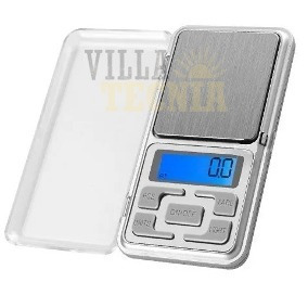 Bascula Electronica Joyeria 500 G A 0.1 G Digital Pocket