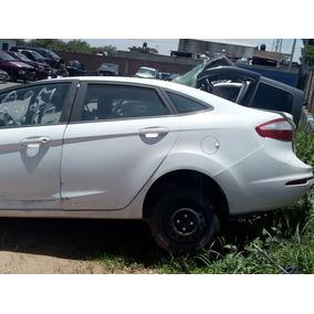 Ford Fiesta 2016 Auto Partes Motor Transmisión Dirección