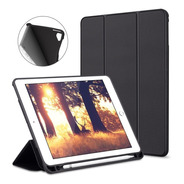 Capa Smartcase P/ Apple New iPad 17 /18 C/ Suporte P/ Pencil