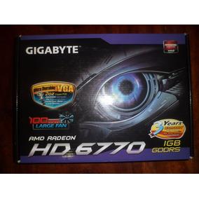Vendo O Camb Tarjeta D Video Hd Radeon 6670 Gddr5 1 Gb Dañad