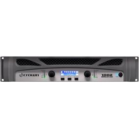 Amplificador Potência Crown Xti 1002 | 1400w | Nf | Garantia