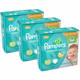 Pampers Confort Sec Promo Xg / Xxg