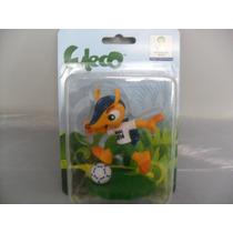 Boneco Fuleco Copa 2014 Miniatura R23173