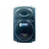 Caixa Amplificada Bomber Pa15 15.000w Mp3/fm/am/bt/karaoke