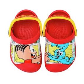 Crocs Infantil Turma Da Monica Sandalia Crocband Original