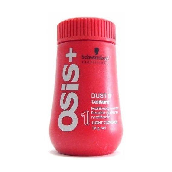 Schwarzkopf Osis + Dust It Cera Polvo Mate Texturizar Pelo