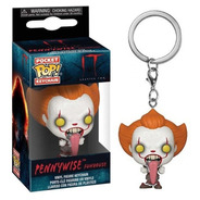 Funko Pop Pocket Keychain Llavero It Pennywise Funhouse