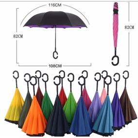 Paraguas Invertido Uprella® Original No Mojes Nada