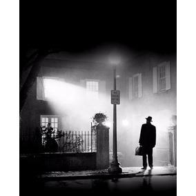 Poster Arte Sem Texto Filme Classico Do Terror O Exorcista