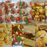 Catering 20/25 Personas. Finger Food. Lunch