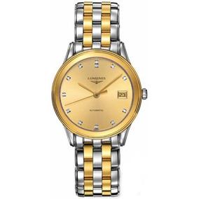 Longines Flagship Reloj Para Hombre L W54