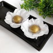 50 Forminha Papel De Seda Flor  + Tapetinhos F012 -