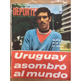 4 Revistas Deportes, Peñarol Uruguay Fútbol, Lote, D2cf3