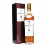 The Macallan 12 Años X750 Ml. - Single Malt, Whisky