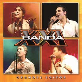 Banda Xxi - Grandes Exitos - Cd