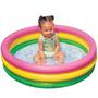 Piscina Inflável Infantil 34 Litros Redonda Bebê - Intex