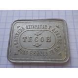 Ficha De Hacienda Oxtapacab Tecoh Yucatan *escaso*